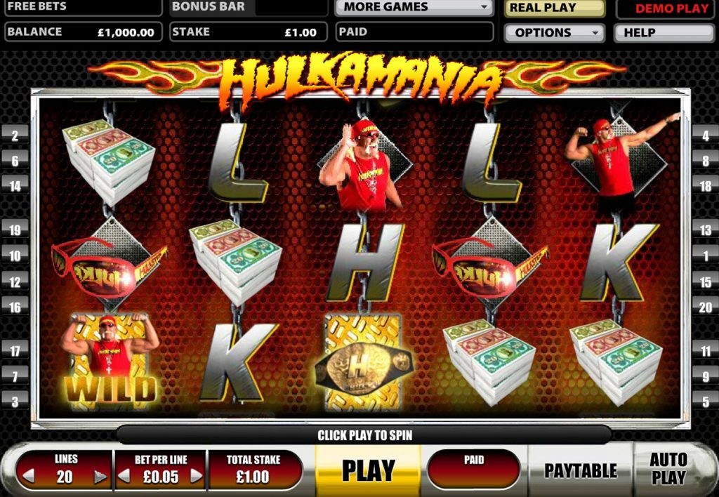 hulkamania-online-slots