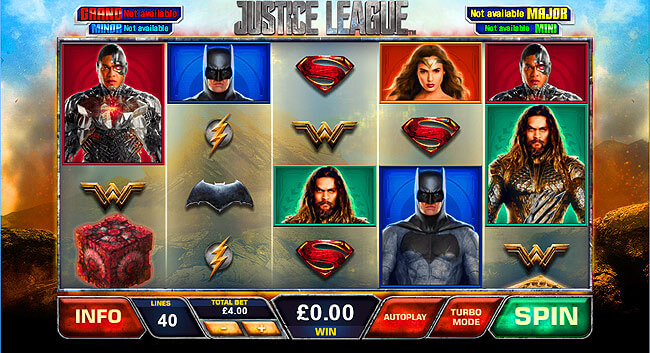 DC-Comic-based-online-slot-game
